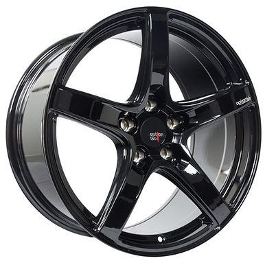 R555 Gotham Black