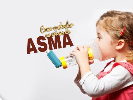 Asma: como controlar as crises
