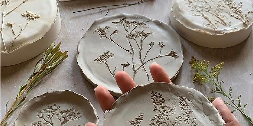 Botanical Clay Workshop