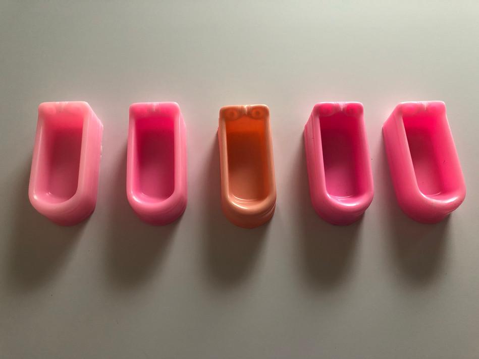 Pink Tubs
