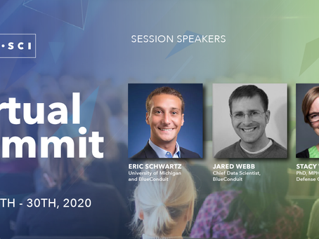 BlueConduit to present at OmniSci Virtual Summit on 4/30