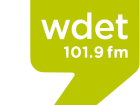 WDET: Prof. Schwartz joins Detroit Today to talk about lessons other cities can learn from Flint
