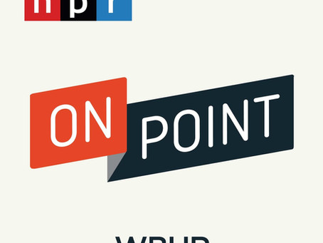 NPR On Point: Prof. Schwartz talks about lessons from Flint for other cities