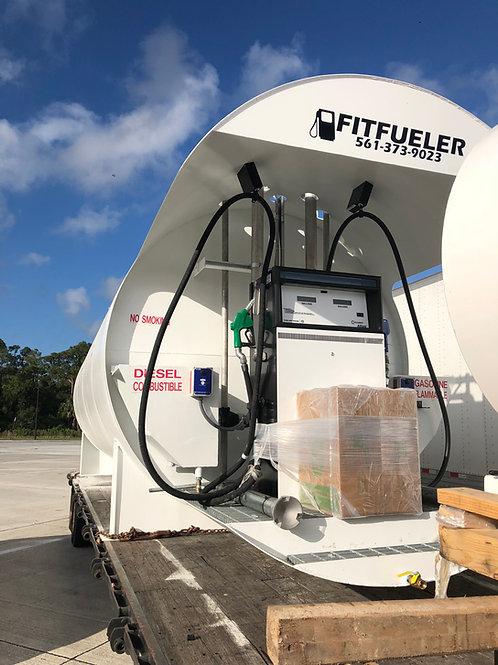12,000 gallon Fitfueler Fuel System