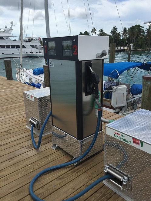 3/4 inch hi flow gasoline marina automatic nozzles 11af