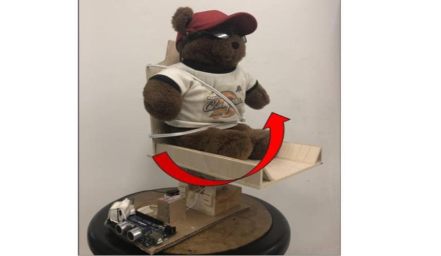 Rotating Seat model