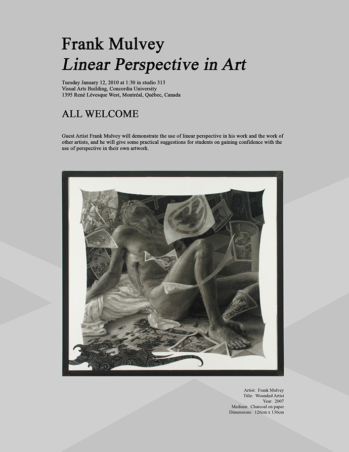 Linear Perspective in Art