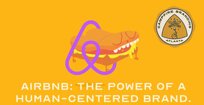 Airbnb: The Power of a Human-Centered Brand