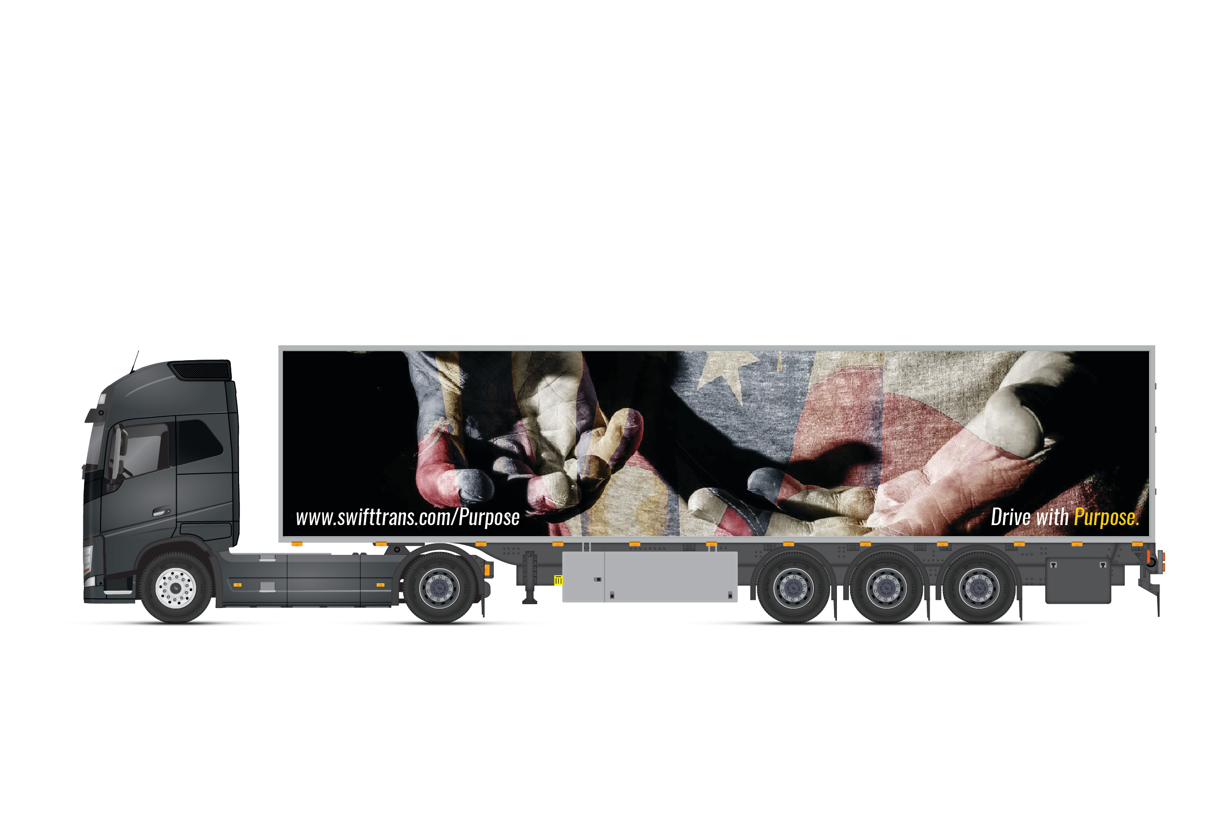 Truck Wrap - Purpose - Drive with Purpose-02