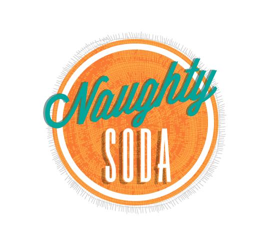 Naughty Soda Logo