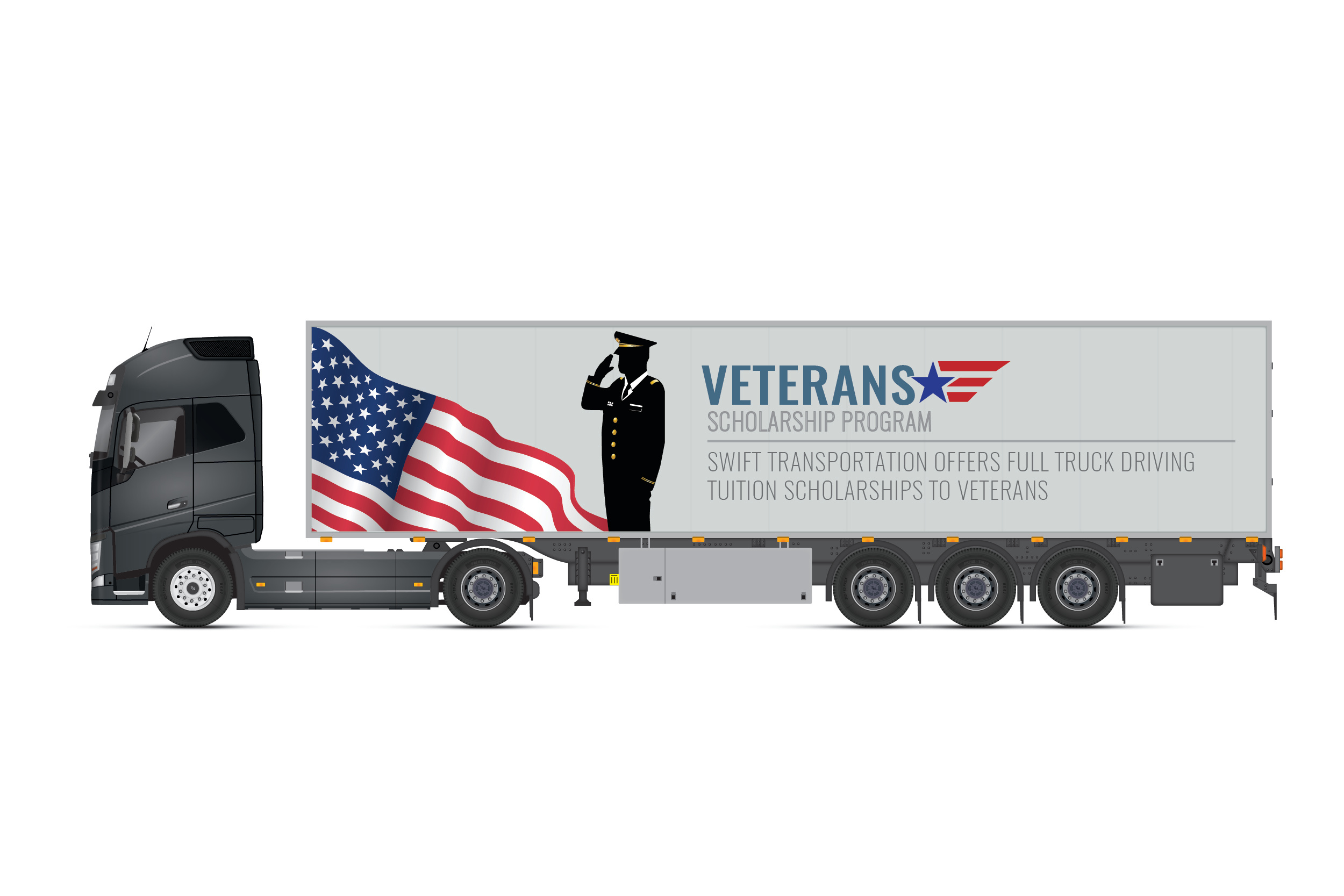 Truck Wrap - Random - Veterans Program-01