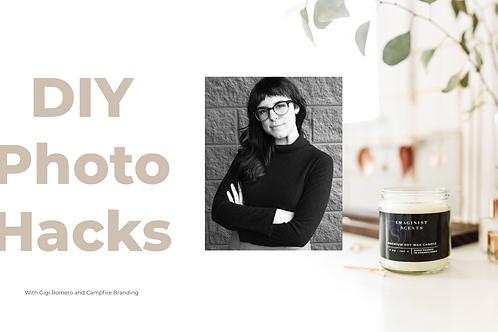 DIY Photo Hacks Course