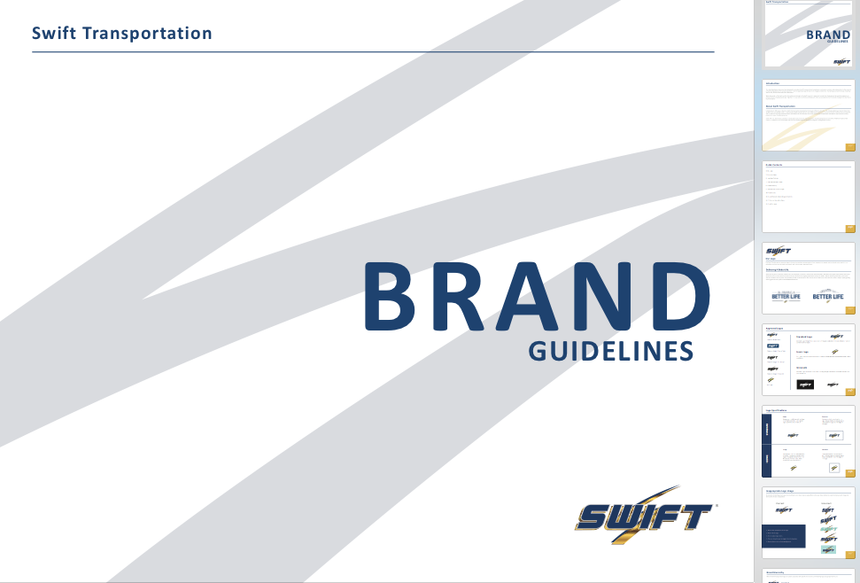 Swift Brand guide