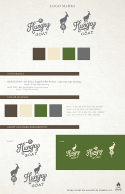 Hungry Goat Style Guide