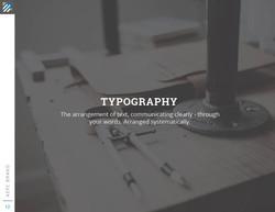 AEPC Final Brand Book typography