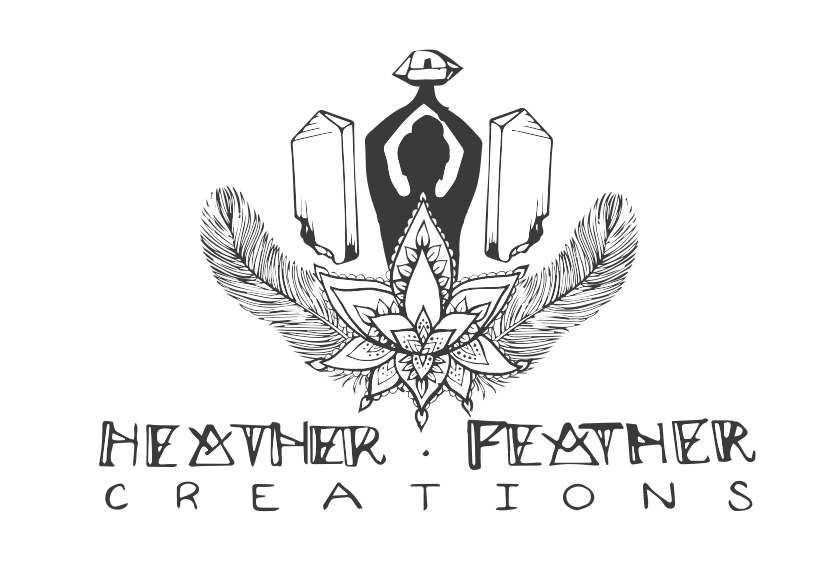 Heather Feather logo