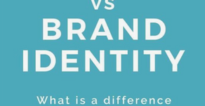 Branding Vs. Brand Identity - What is the difference?