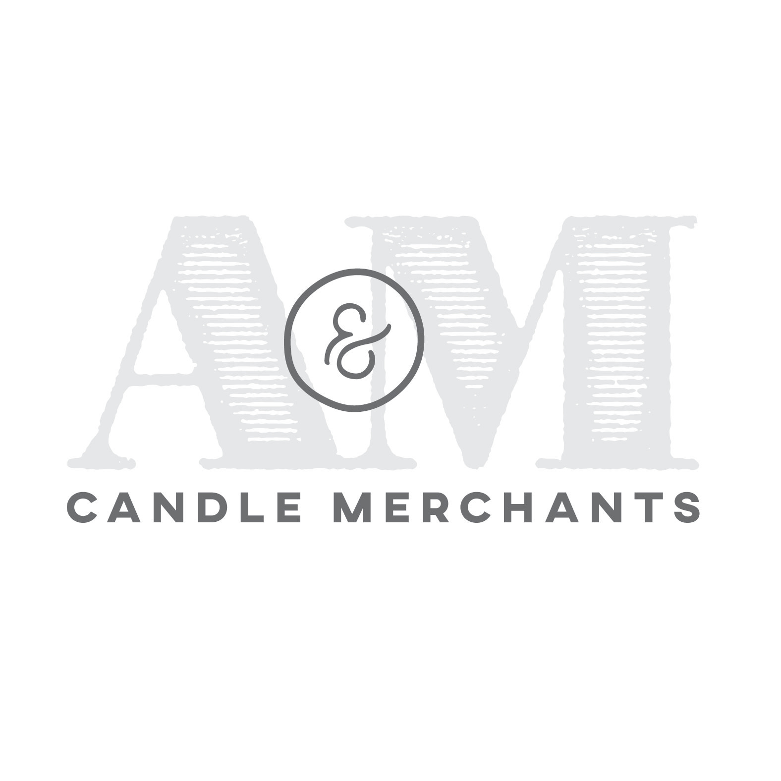 A&M Candle Merchants Logo