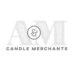 A&M Candle Merchants Logo