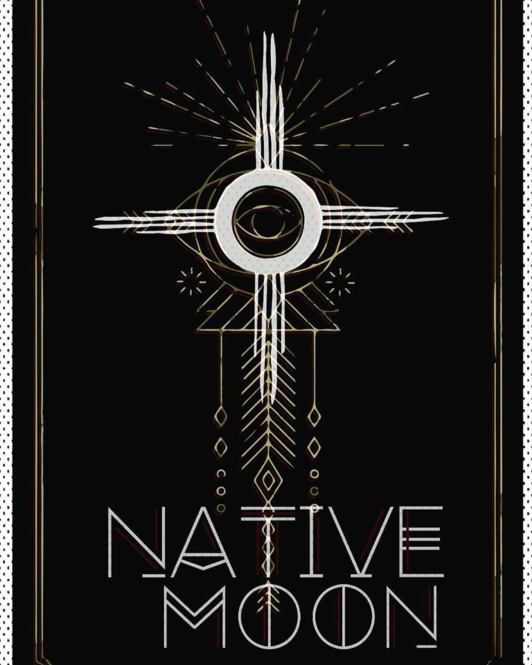 Native Moon logo