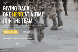 Landing Page - Hero - Join The Team