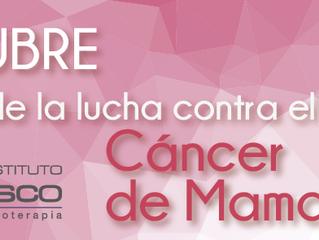 La intervención psicológica como parte de la atención integral del cáncer de mama.