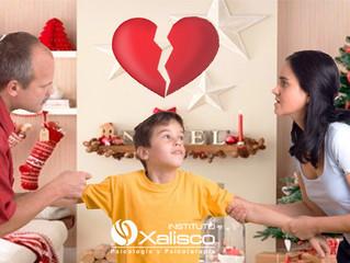 El niño con el corazón dividido