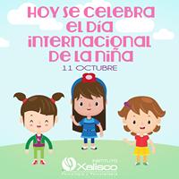 Día Mundial de la niña