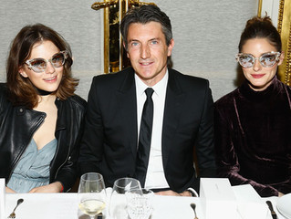 ATELIER SWAROVSKI LAUNCHES DEBUT EYEWEAR COLLECTION AT EXCLUSIVE DINNER IN PARIS