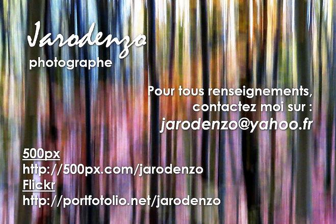 Site Jarodenzo photographe