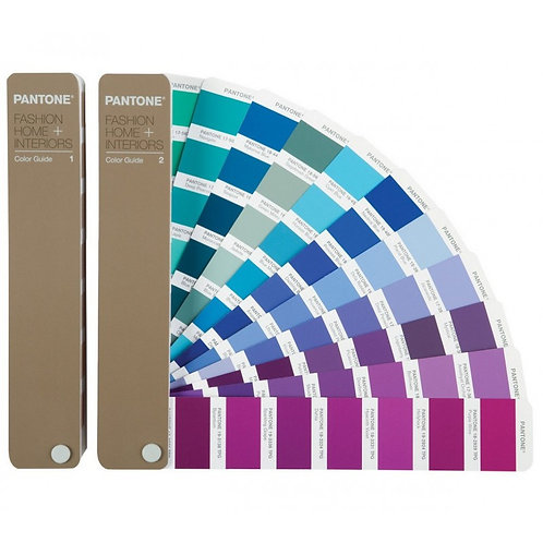 Pantone TPG Color Guide FHIP Series Fashion + Home + Interiors