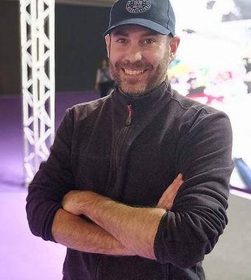 Juan Serrano supervisa el estudio de efectos speciales GADGET SFX con base en Barcelona