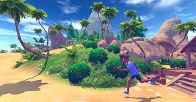 Explore  the island !