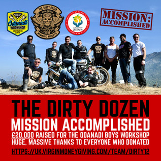 THE #DIRTYDOZEN DID IT!