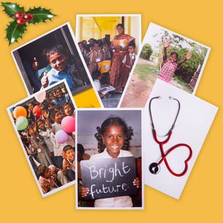 Buy a 'Gift To Change A Life' this Christmas...