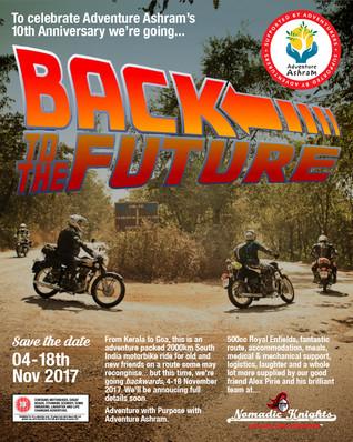 Adventure Ashram to celebrate 10th anniversary in 2017