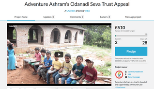 Crowdfunding campaign launched to support rescued boys