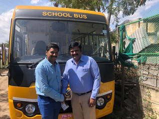 Stories From The Field: An Update On Adventure Ashram's Big Bus Appeal!