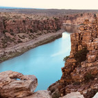 Ride to Gandikota. Better known as the Grand Canyon of India.