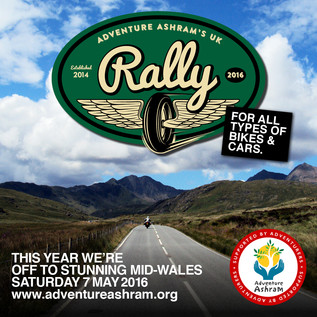 UK Car & Bike Rally 2016 launched