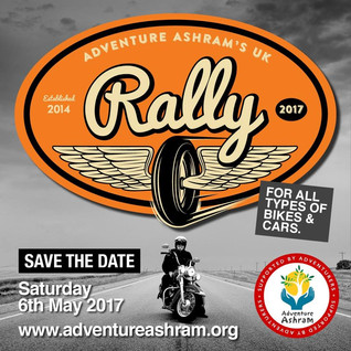 Save the Date - UK Rally 2017