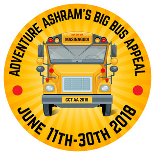 Adventure Ashram's Big Bus Appeal June 11th-30th. Save the Date!                             Wil