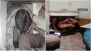 STORIES FROM THE FIELD- Odanadi's successful anti-trafficking raid in Mysore, India
