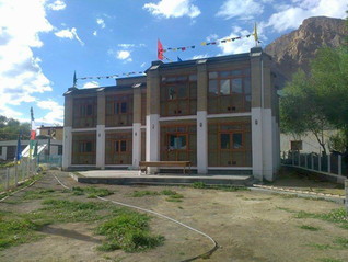 The Spiti Valley Community Centre is open!
