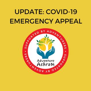 UPDATE: COVID-19 EMERGENCY APPEAL