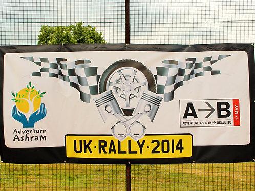 UK Rally Banner 2014