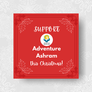 Support Adventure Ashram this Christmas