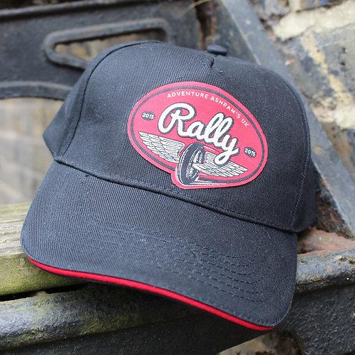UK Rally 2015 Black Cap