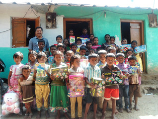 Stories From The Field - Thank You Letter to Child Sponsors