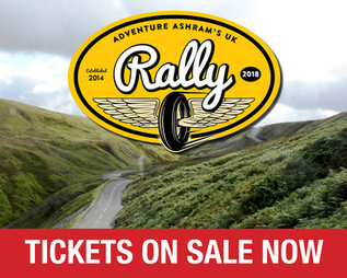 2018 UK Rally Saturday 19th May 2018. Tickets are on sale now!